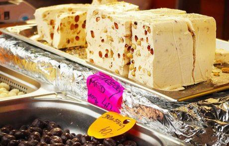 מוס חלבה בציפוי שוקולד