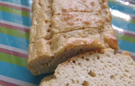 לחם שקדים דל פחמימות