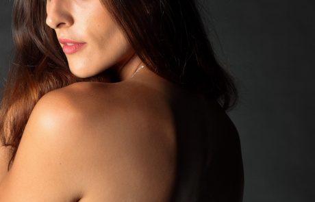כאבי גב וכתפיים – טיפול טבעי